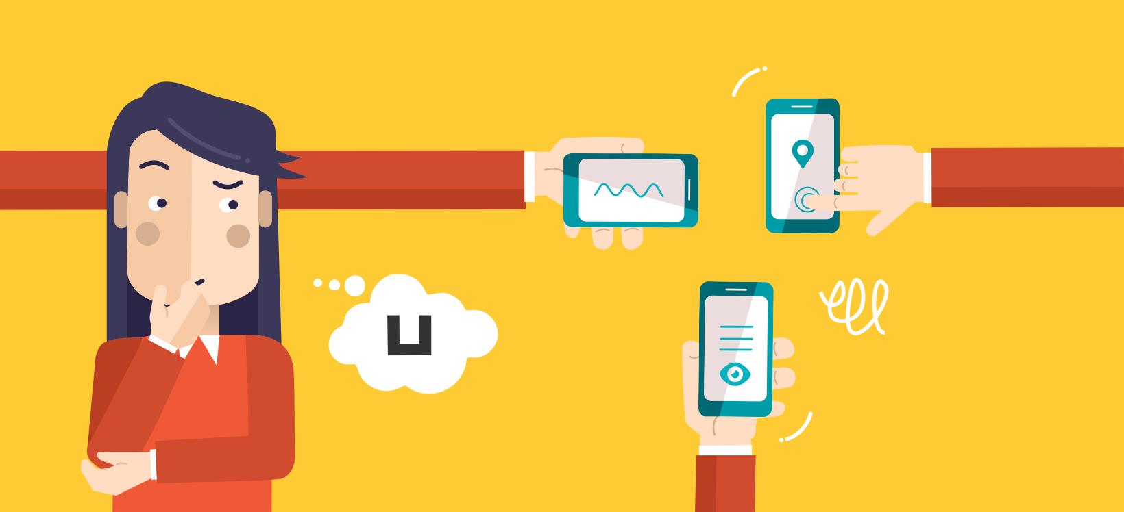 Usability testing – Expectations vs Reality