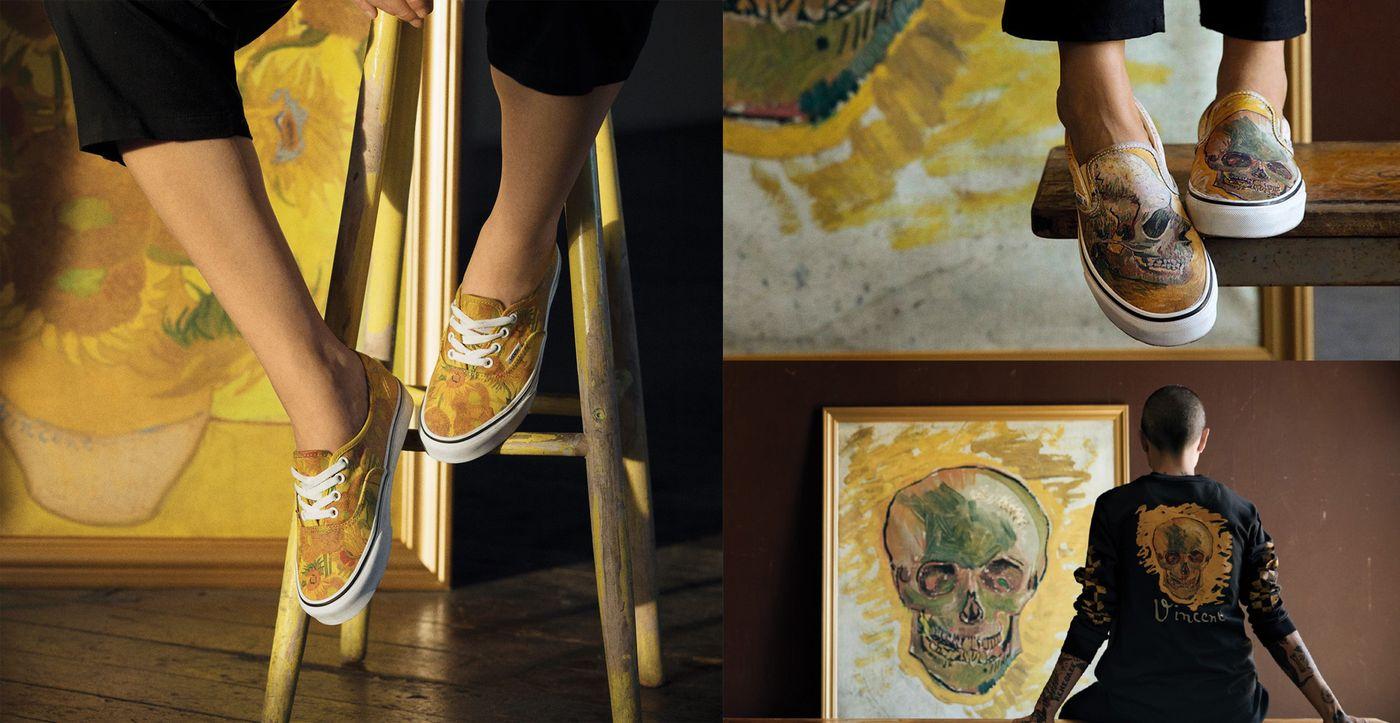 Van Gogh Museum x Vans