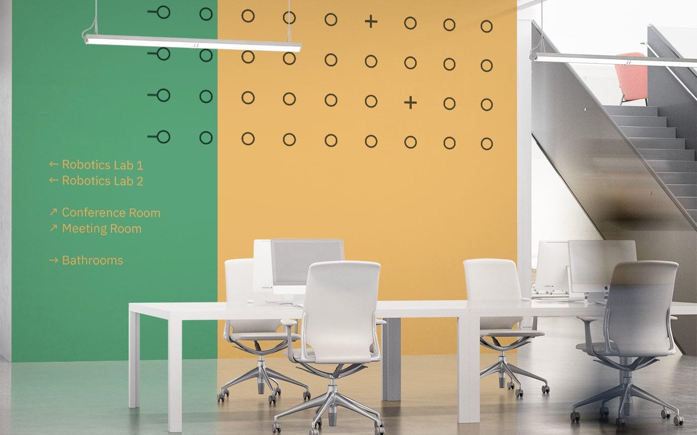 Factorion office space environmental design