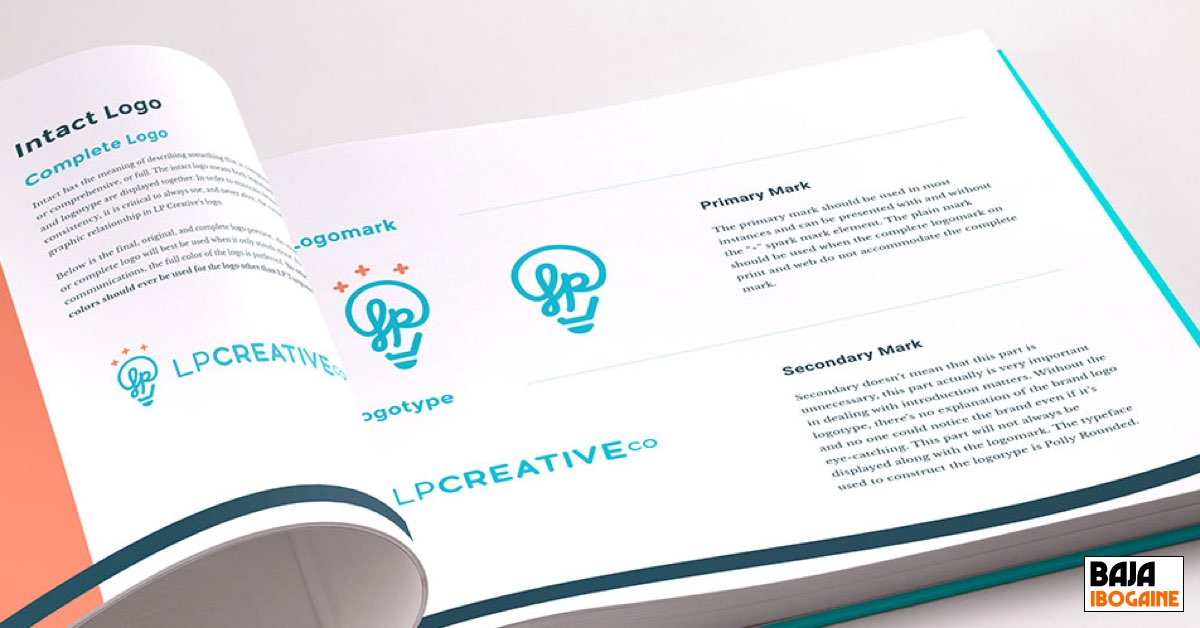 Baja Ibogaine Brand Asset Style Guide