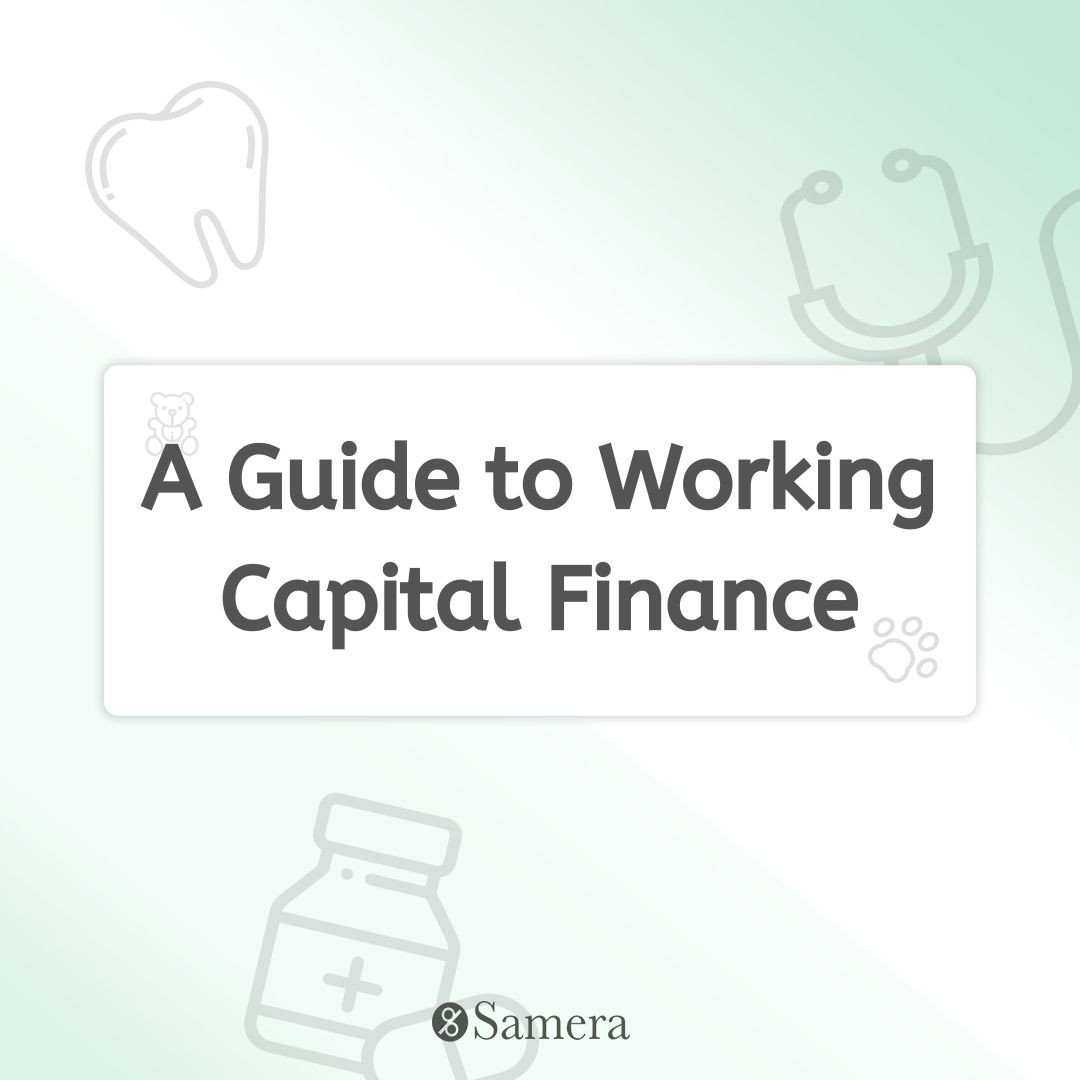 A Guide to Working Capital Finance