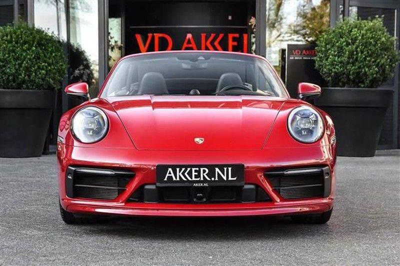 Porsche 911 4S CABRIO 4WSTURING+ST.KOELING+SP.CHRONO NP.218K afbeelding 13