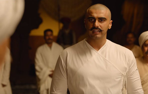 Arjun Kapoor in Panipat Trailer