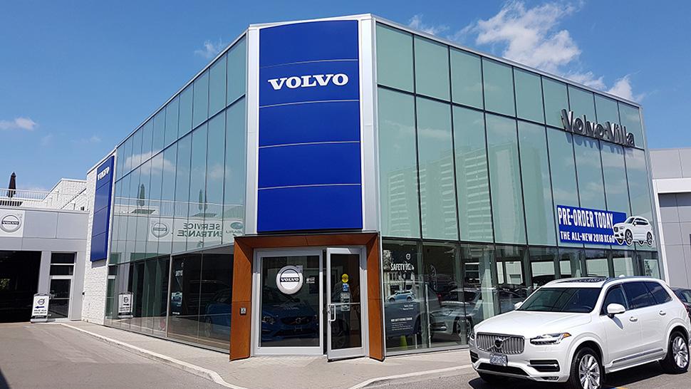 Volvo Villa