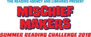 Mischief Makers logo