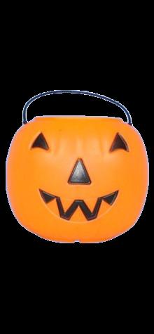 Big Jack Pumpkin Pail With Handle photo