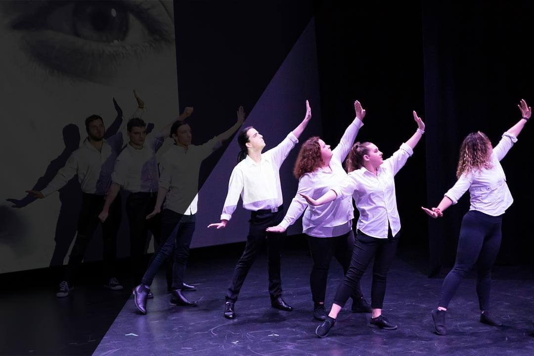 Take a tour of our dance and drama facilities at Burwood