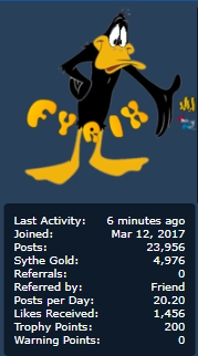 Sythe Profile