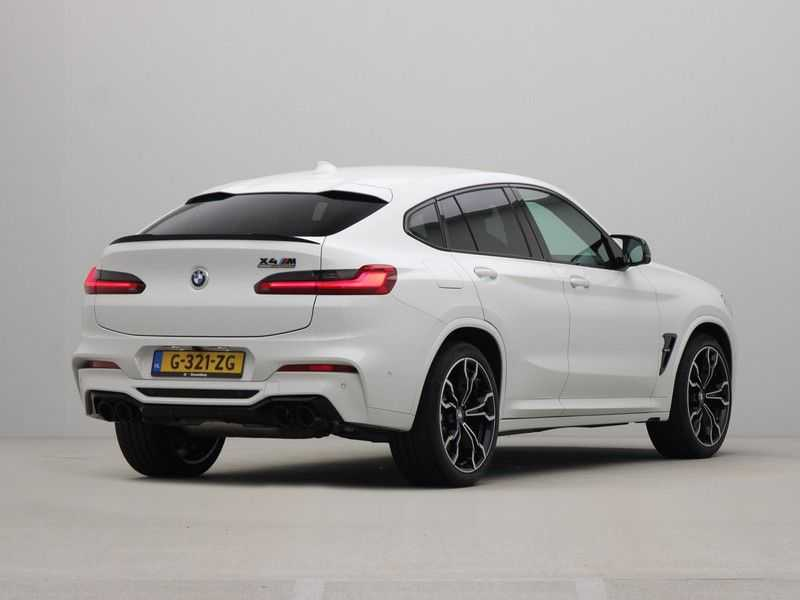 BMW X4 M Competition afbeelding 2