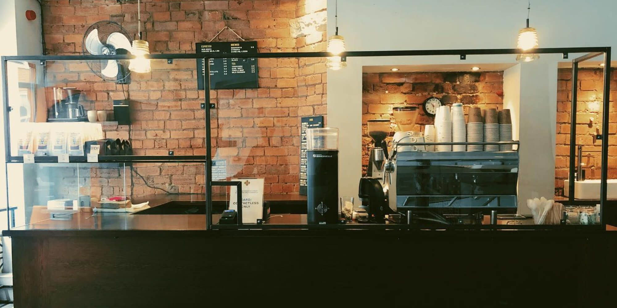 Laynes Espresso inside