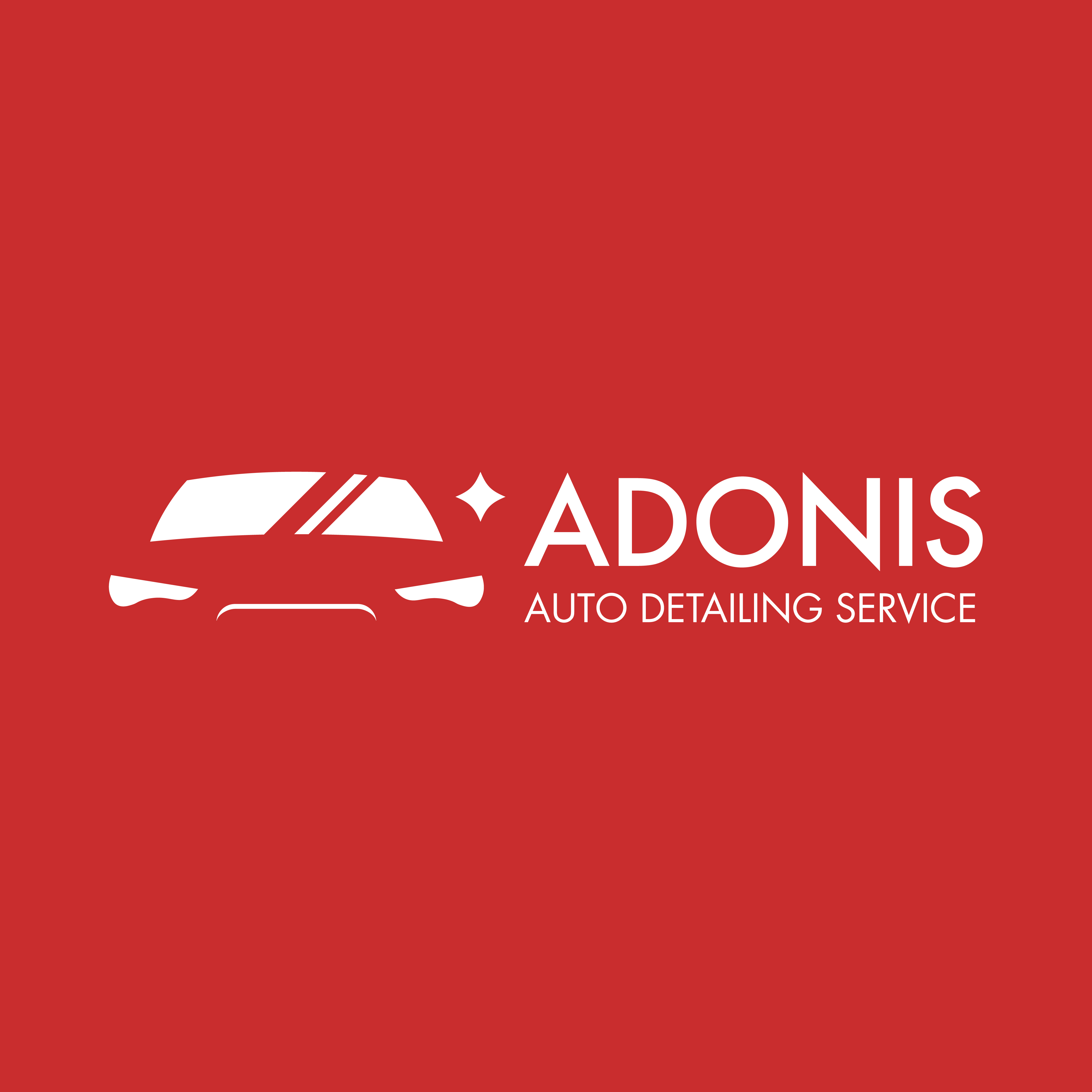 Adonis Auto Detailing logo