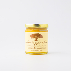 Monkeypod Jam | Meyer Lemon Curd
