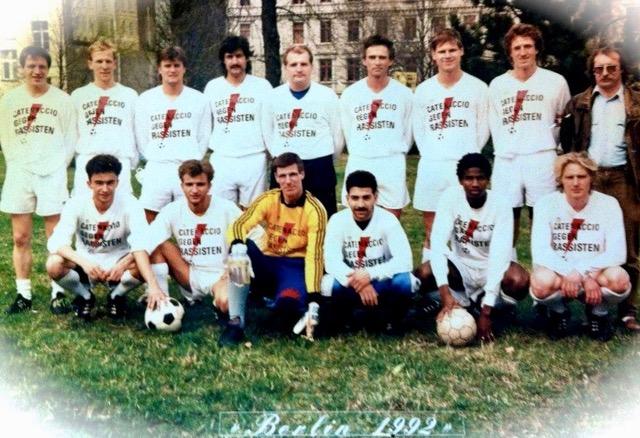 FSV Hansa 07 - '92 gegen Rassismus