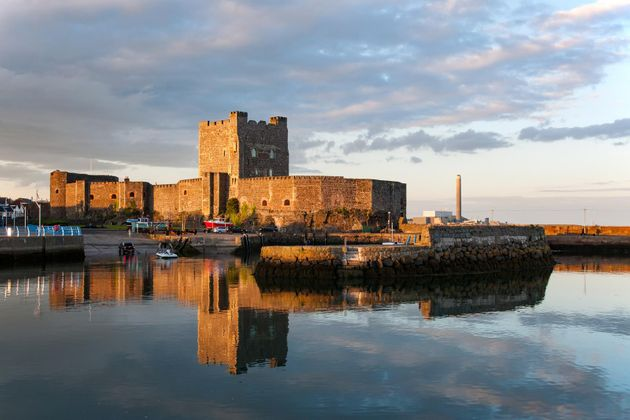 Chauffeur Me Tour Location - Carrickfergus Castle