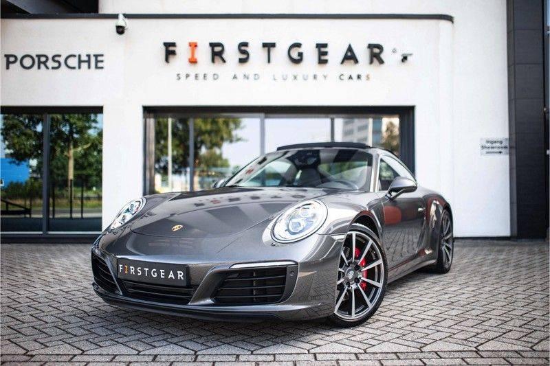 """Porsche 911 991 MKII 3.0 Carrera 4S *BOSE / Schuifdak / PDLS+ / Sport Chrono / 20"""" / Sportuitlaat* afbeelding 1"""