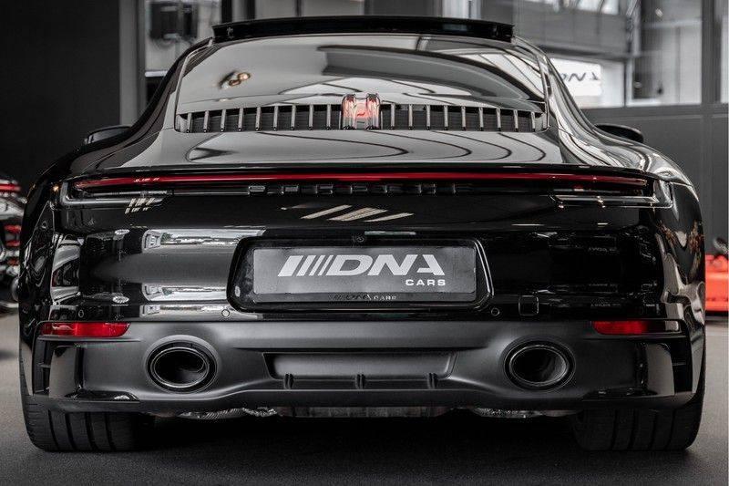 Porsche 911 992 S Sport Design Pakket Sport Chrono Sport Uitlaat Bose Pano 3.0 Carrera S Led Matrix Lift Alcantara Hemel afbeelding 3