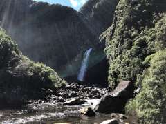 Bell Falls (shame about the sun)