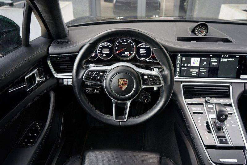 Porsche Panamera 4.0 Turbo Bose, Sportdesign, Pano, Rear seat entertainment afbeelding 3