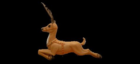 Large Illuminated Reindeer photo