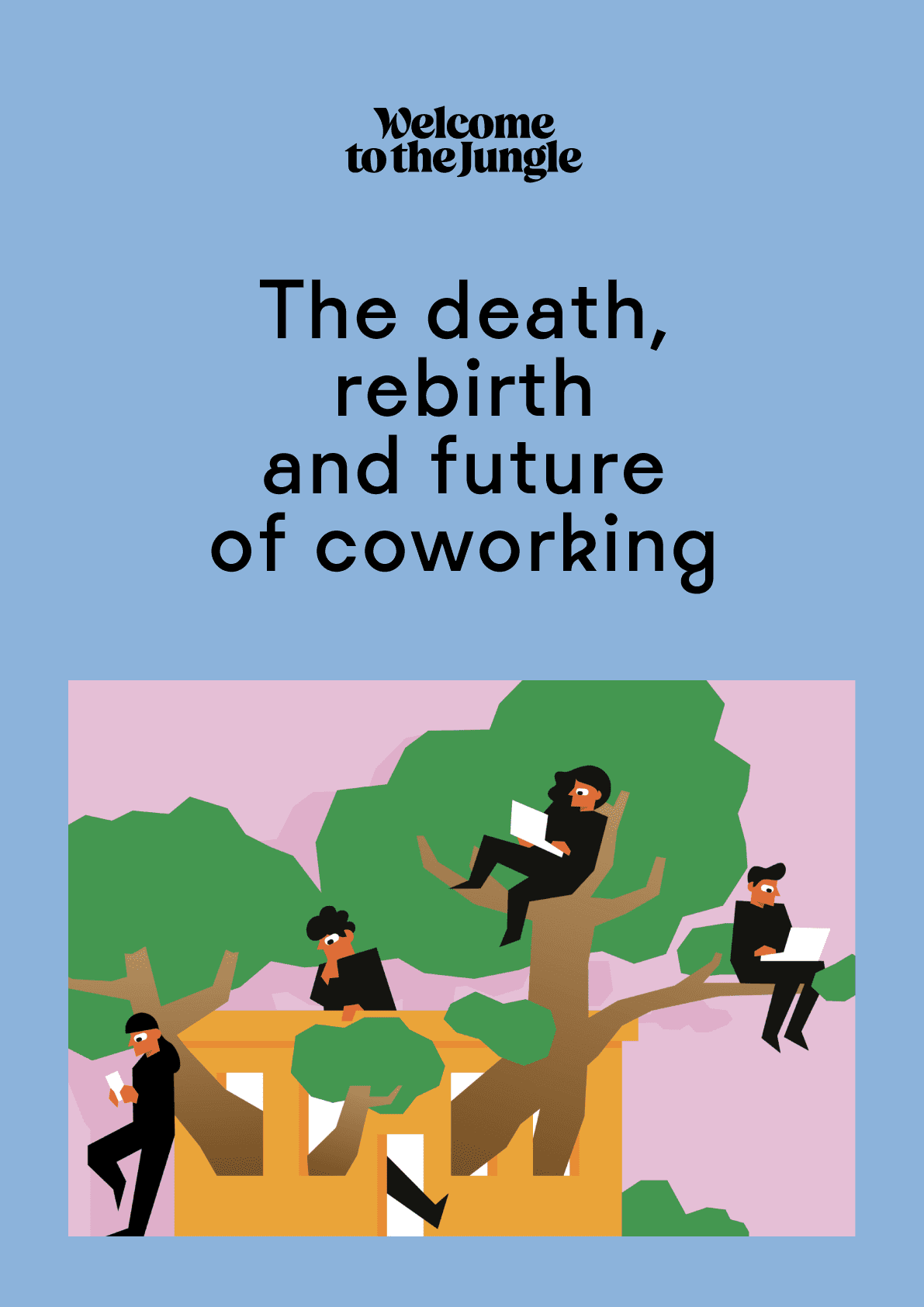 The death, rebirth and future of coworking