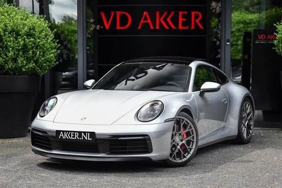Porsche 911 4S SCH.DAK+4WSTURING+SP.CHRONO+CAMERA NP.209k