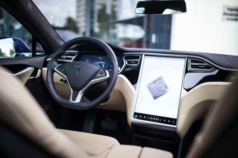"""Tesla Model S 85D Base *Pano / 21"""" / Prijs ex. BTW* afbeelding 10"""