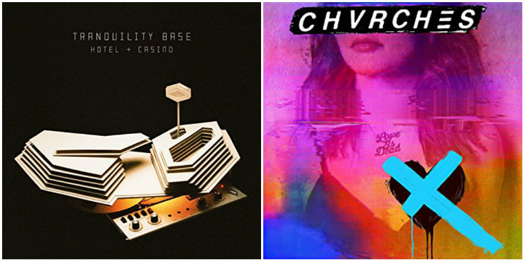 Arctic Monkeys, CHVRCHES