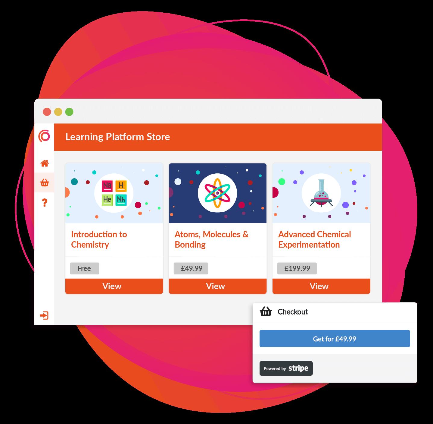 Synap's e-commerce platform