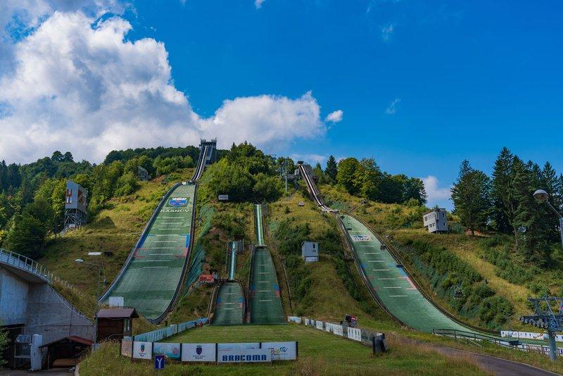 Râșnov Ski Jump