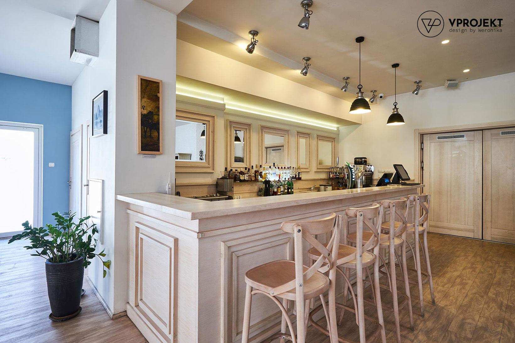 Bar, restauracja Porto w Giżycku