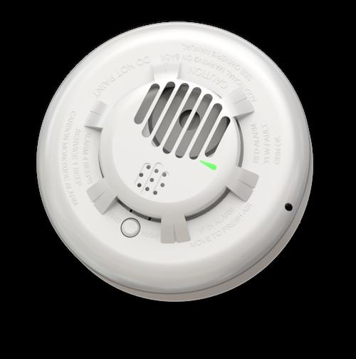 Carbon Monoxide Detector 0