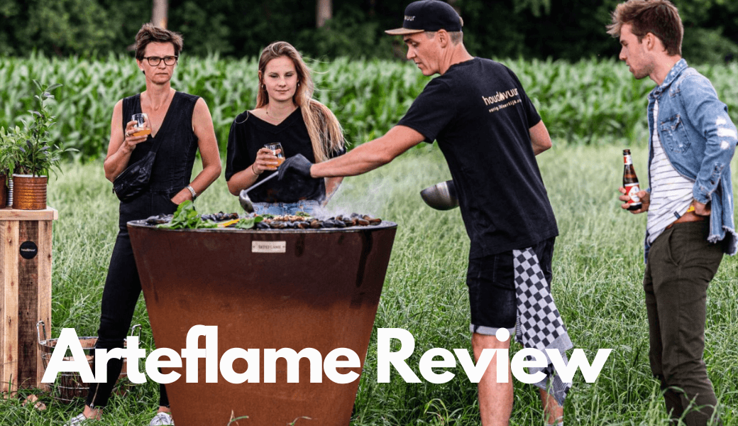 Arteflame Review:, Is Arteflame the Best Contemporary Grill?, (2021 Review) cover image