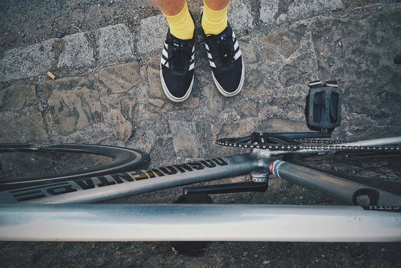 Summer rides socks