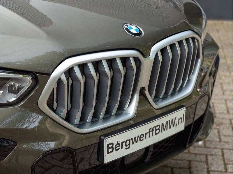 BMW X6 xDrive40i High Executive - M-Sport - Trekhaak - Head-up - Driving Ass Prof afbeelding 9