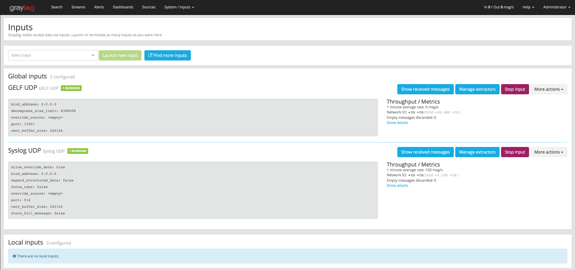 Centralized Logging with Graylog2 | no42