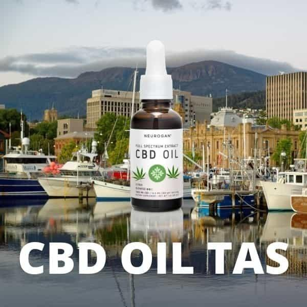 Is CBD Oil Legal in TAS?