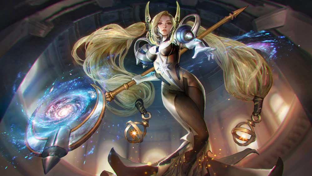 Star Queen Celeste Tier 2