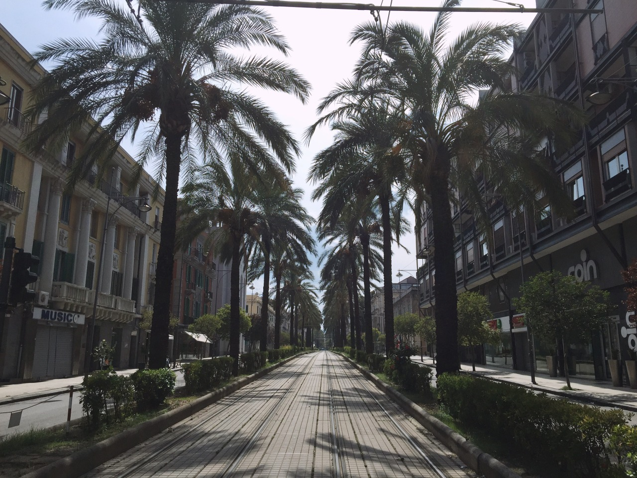 Day 8: Messina