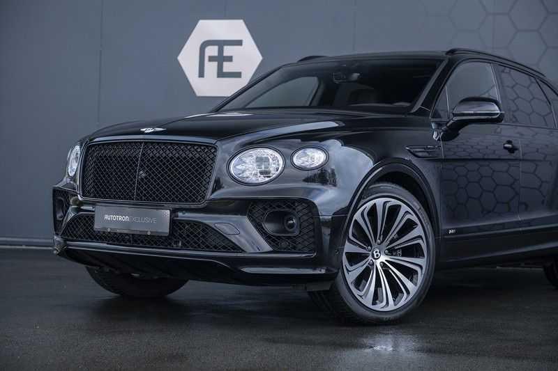 Bentley Bentayga V8 FIRST EDITION MY 2021 + Naim Audio + Onyx Pearl Black + Apple CarPlay (draadloos) afbeelding 18
