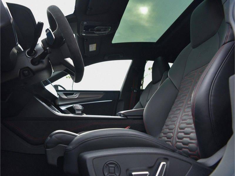 Audi RS7 Sportback 4.0TFSI 600pk Quattro Black Optic Laser-Led Softclose Head-Up Leder-dash RS-Zetels 22-Inch 360Camera afbeelding 21