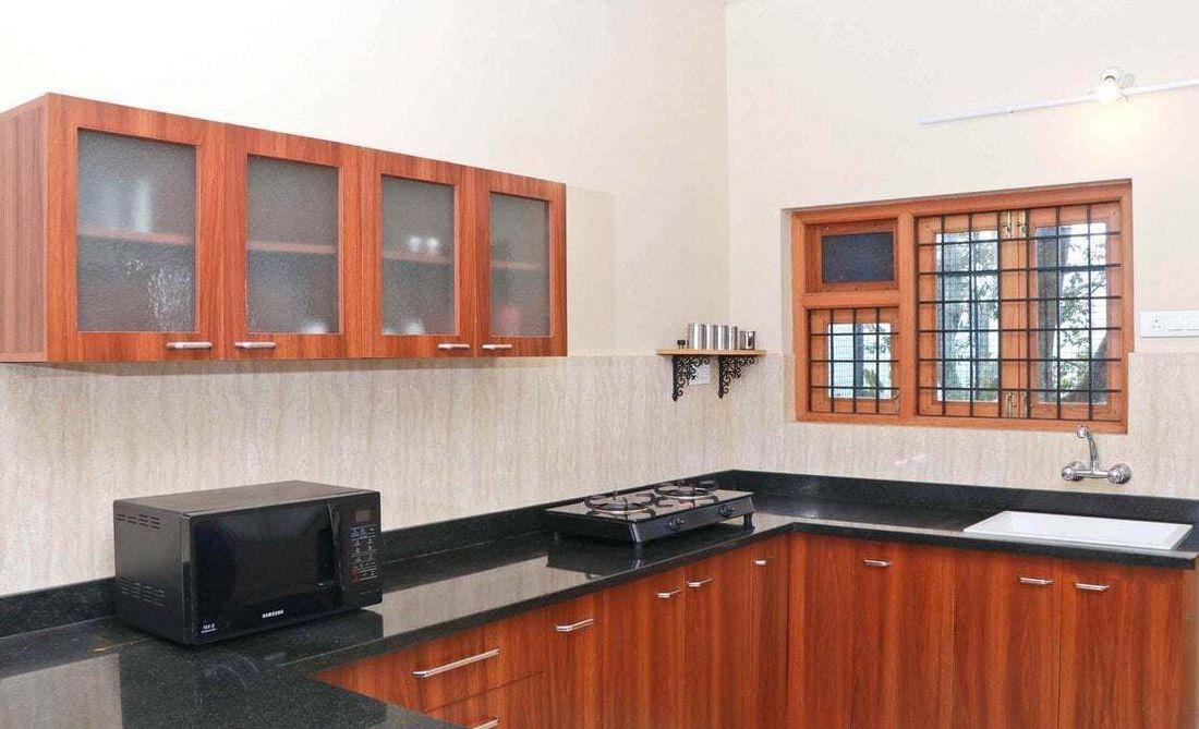 Jade Greens House Kattabettu Kitchen