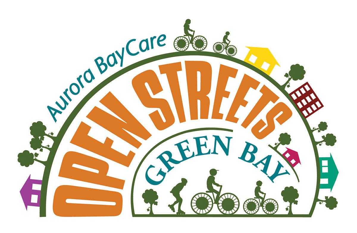 Open Streets Green Bay Logo