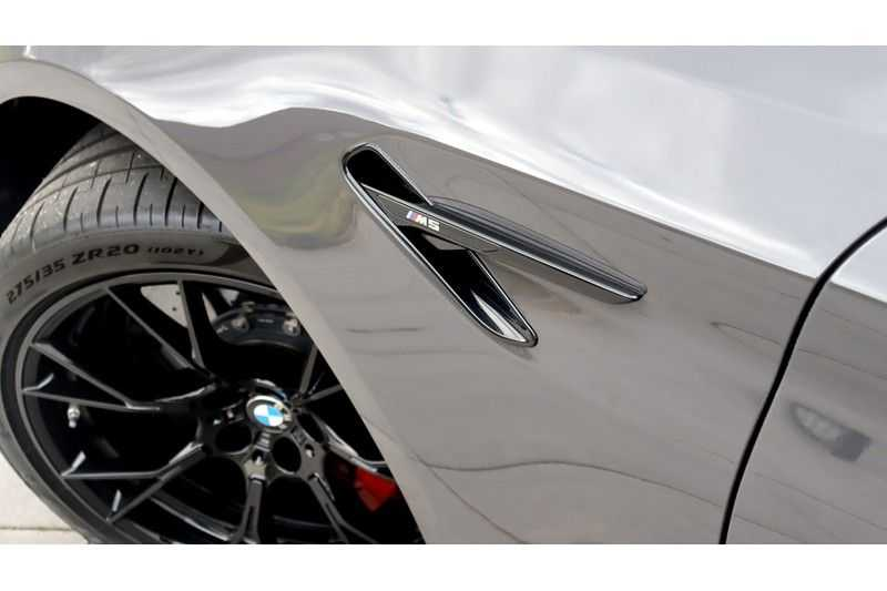 BMW 5 Serie M5 Competition Individual, Akrapovic, M Drivers Package afbeelding 4