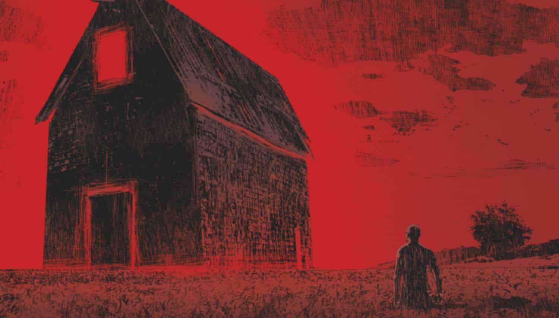 O Celeiro Negro de Gideon Falls de Jeff Lemire