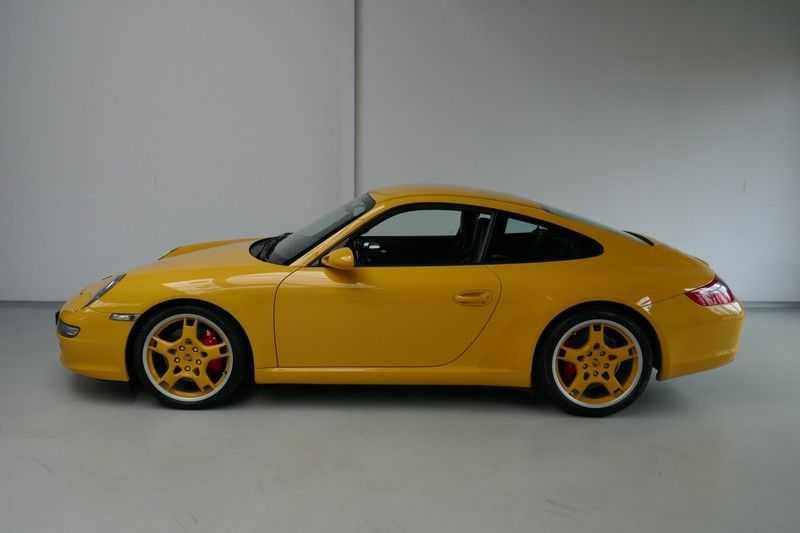 Porsche 911 3.8 Carrera S Handgeschakeld afbeelding 6