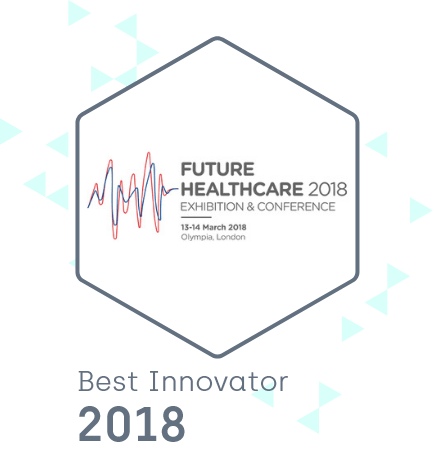 Future Healthcare - Best Innovator 2018