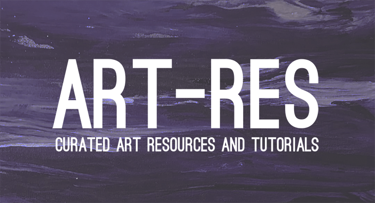 Art Resources and Tutorials