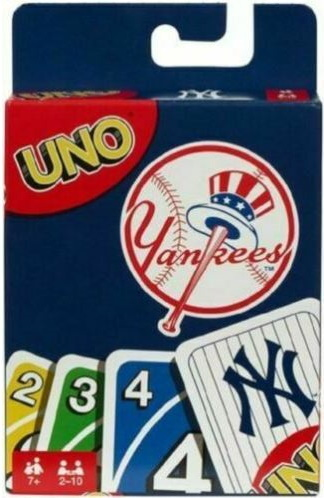 New York Yankees Uno (2017)