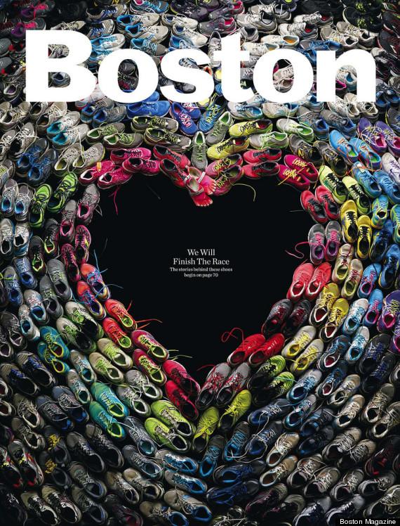 Boston Magazine Cover - May
