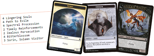 Find MTG Tokens for your deck